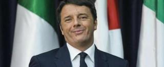 """Renzi, polemiche dopo battuta su Teramo in serie D. Il sindaco: """"Deve dimettersi"""""""