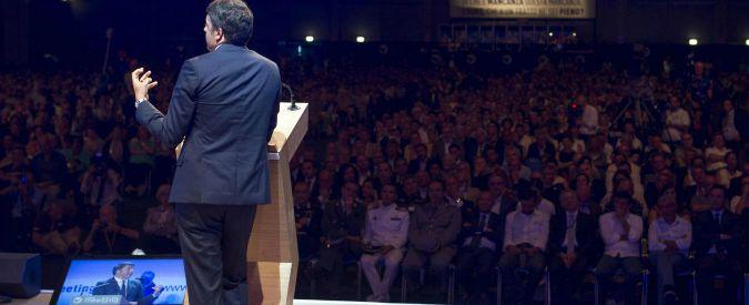 """Renzi: """"Antiberlusconismo? Io ero per l'Ulivo, non contro gli altri"""""""