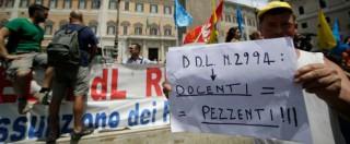"""Scuola, Giannini: """"500 euro in busta paga per gli insegnanti forse già a ottobre"""""""