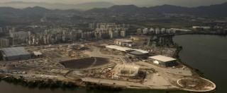 Brasile, a un anno dalle Olimpiadi di Rio 2016 è caos: tra crisi, criminalità, inquinamento e lavori in ritardo