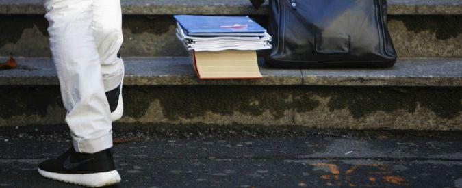 """Scuola, le ripetizioni costano fino a 625 euro a materia, in """"nero"""" il 95%"""