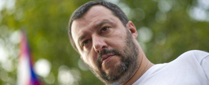 """Migranti, Salvini: """"Grillo mi copia, ma la base M5S è a 90% di sinistra"""""""