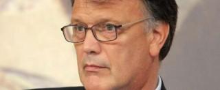 Giovanni Serpelloni, arrestato per tentata concussione l'ex capo del Dipartimento antidroga di Palazzo Chigi