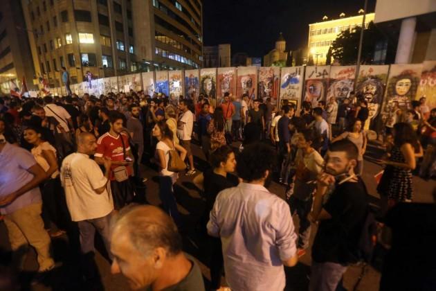 Beirut, scontri e proteste contro il governo