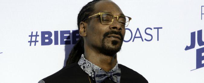 Snoop Dogg fermato a Lamezia Terme per riciclaggio: voleva imbarcare sul jet privato 420mila dollari in contanti