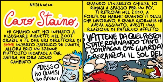 Caro Staino