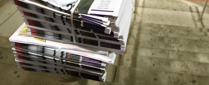 Politica e informazione, Senato: il M5S torna a chiedere l'abolizione dell'Ordine dei giornalisti