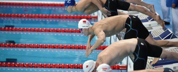 Mondiali nuoto 2015, bronzo per l'Italia nella staffetta 4×100 stile libero maschile
