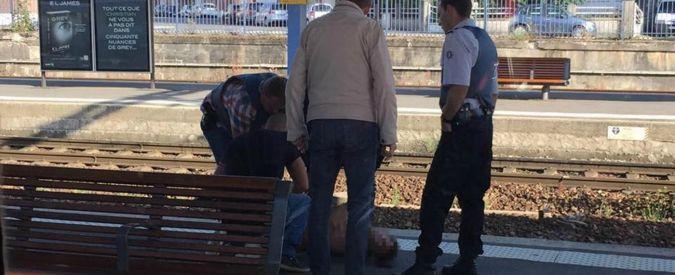 """Francia, dopo attacco Tgv summit ministri europei: """"Pattuglie miste sui treni"""""""