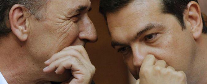 """Grecia, Ue """"fiduciosa"""" nel via libera a aiuti. Verso ok Eurogruppo con tagliando in autunno"""