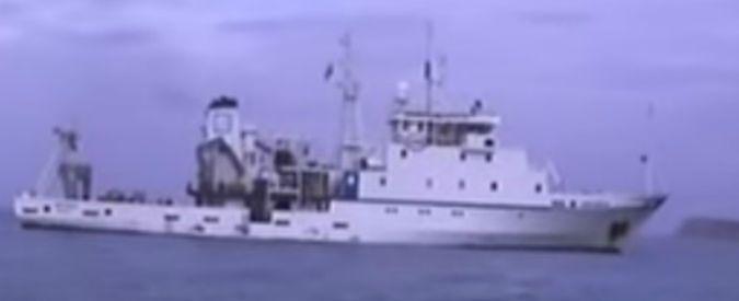 Livorno, incidente sulla nave Urania in riparazione: un morto e 11 feriti