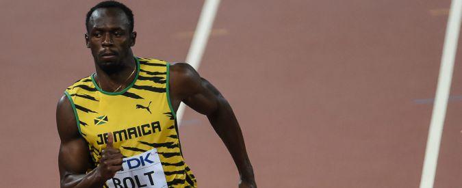Mondiali atletica Pechino, Usain Bolt porta Giamaica all'oro in 4×100 maschile