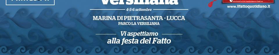 Versiliana 2015, partecipa alla Festa del Fatto Quotidiano – il programma