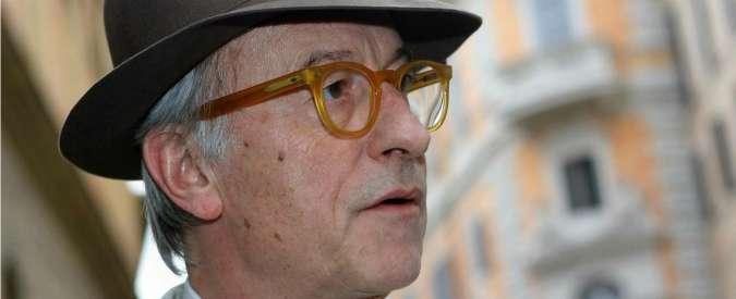 """Vittorio Feltri: """"Per me i giornali sono come le donne, dopo un po' mi stufo"""""""