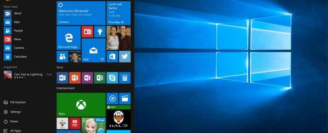 Windows 10, non autorizza l'aggiornamento: Microsoft la risarcisce con diecimila dollari