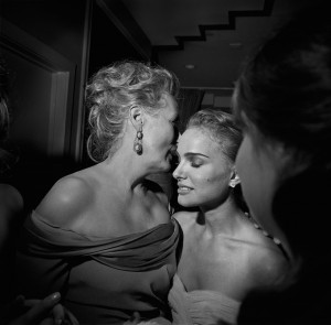 1. Larry Fink_The Vanities, Maryl Streep e Natalie Portman, 2009