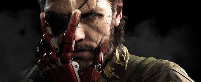 Metal Gear Solid V: The Phantom Pain, il grande addio di Hideo Kojima alla saga che lo ha reso celebre