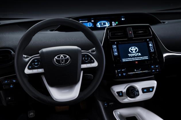 Toyota Prius (2015)