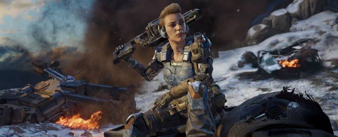 Call of Duty: Black Ops III, la beta multiplayer ci mostra la guerra del domani