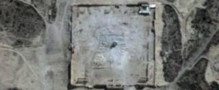 """Palmira, dall'Onu la conferma: """"Is ha distrutto il tempio di Bel in Siria"""""""