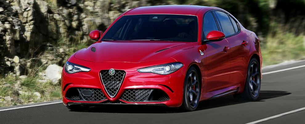 alfa romeo giulia la quadrifoglio verde da 510 cv costa. Black Bedroom Furniture Sets. Home Design Ideas