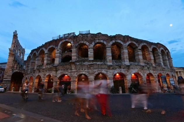 ITALY-VERONA-DAILY LIFE