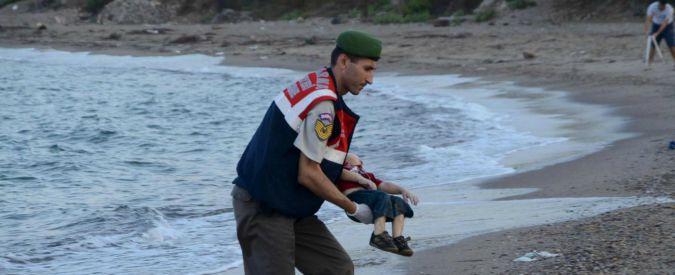 """Aylan Kurdi, il padre: """"Giusto che le foto di mio figlio morto siano state pubblicate"""""""