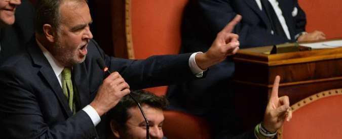 """Riforme, Grasso: """"Irricevibili 72 milioni di emendamenti"""". Opposizioni: """"Regime"""". E rinunciano alla discussione: si va al voto"""