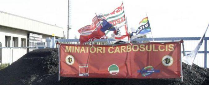 """Sulcis, """"protestavano per il lavoro ma con gli stipendi gonfiati"""". Indagati tre sindacalisti"""