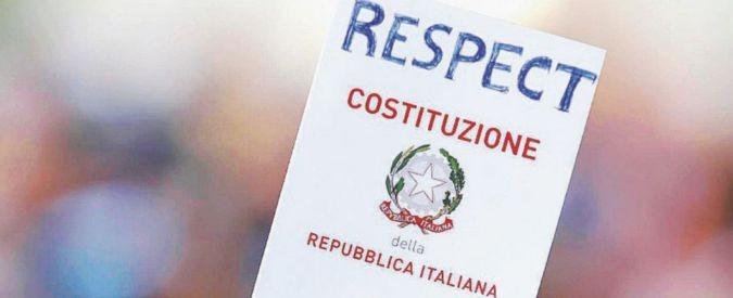 Referendum, storia della Signora Costituzione della Repubblica