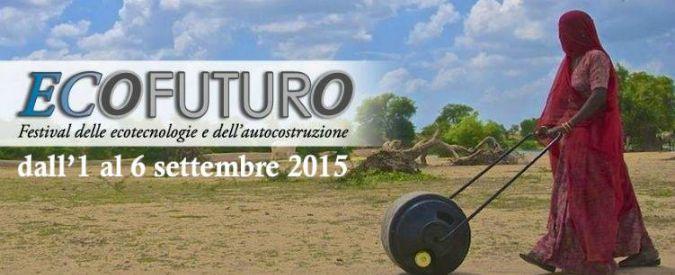 Festival EcoFuturo 2015: dal 1 al 6 settembre ad Alcatraz. Guarda la diretta