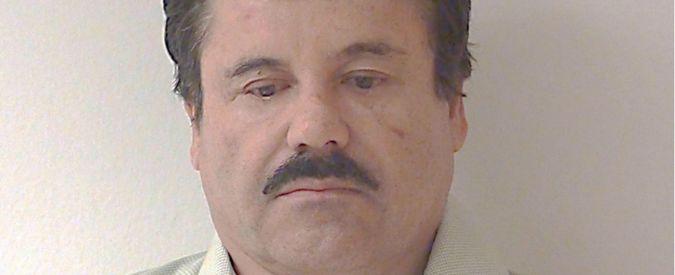 """Messico, Pena Nieto annuncia su Twitter: """"Arrestato El Chapo, missione compiuta"""""""