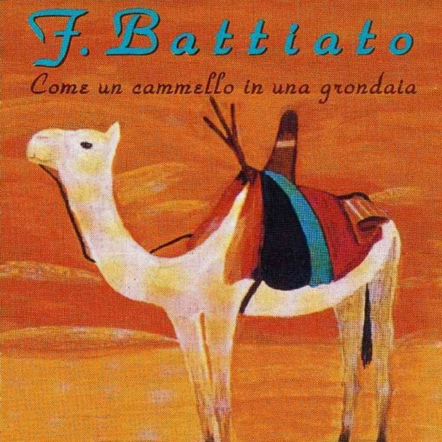 Franco-Battiato-Come-Un-Cammello-In-Una-Grondaia-Front