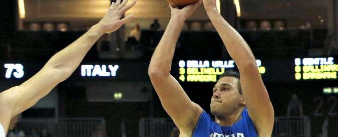 Europei Basket, Gallinari trascina l'Italia: Germania ko 89-82 e azzurri agli ottavi