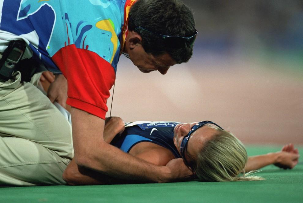 Suzy, da atleta a escort | Foto - Sportmediaset