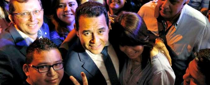 Guatemala al ballottaggio: si sfidano Jimmy Morales, ex comico, e Sandra Torres, accusata di reati elettorali