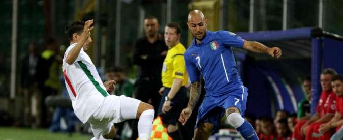 Italia-Bulgaria 1 a 0: la nazionale si aggrappa al rigore di Daniele De Rossi. Ma zoppica ancora in attacco