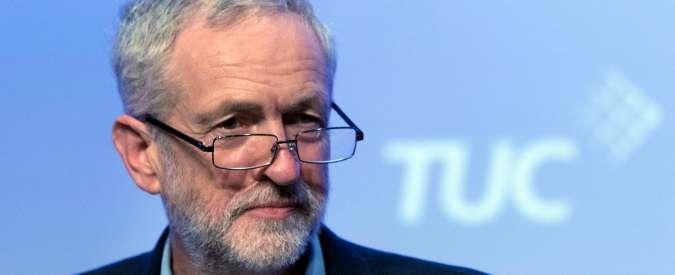 Crisi, la ricetta di Jeremy Corbyn: solo un ruolo attivo dello Stato può salvare la Ue
