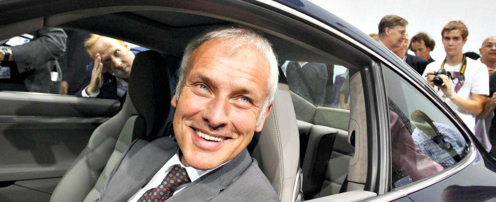 Volkswagen, l'uomo Porsche, Matthias Müller, è nuovo numero uno del gruppo