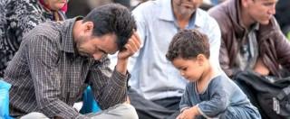 """Migranti, polizia croata: """"Registrati in 9.000"""". In Slovenia bloccato treno con i primi 200 profughi"""