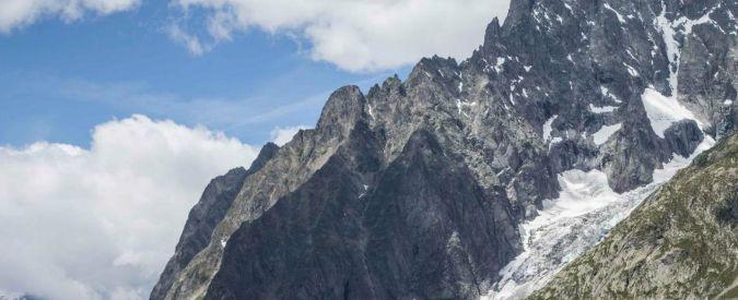 """Valle d'Aosta, avvistati tre cadaveri su un ghiacciaio del Monte Bianco. """"La morte risale probabilmente agli anni Novanta"""""""
