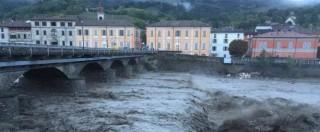 Maltempo Piacenza, frane e allagamenti per forti piogge. Un morto e due persone disperse