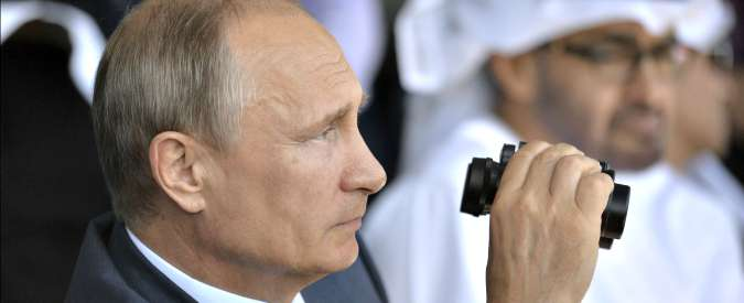 """Siria, Putin replica il modello Ucraina: invia """"aiuti umanitari"""" ma sono armi. Per spartirsi la torta del dopo-Assad"""