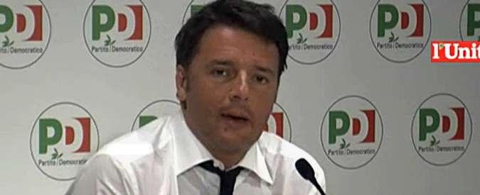 """Riforme, Renzi: """"Elettività non è spartiacque democrazia"""". Sì direzione Pd, ma verso accordo con minoranza"""