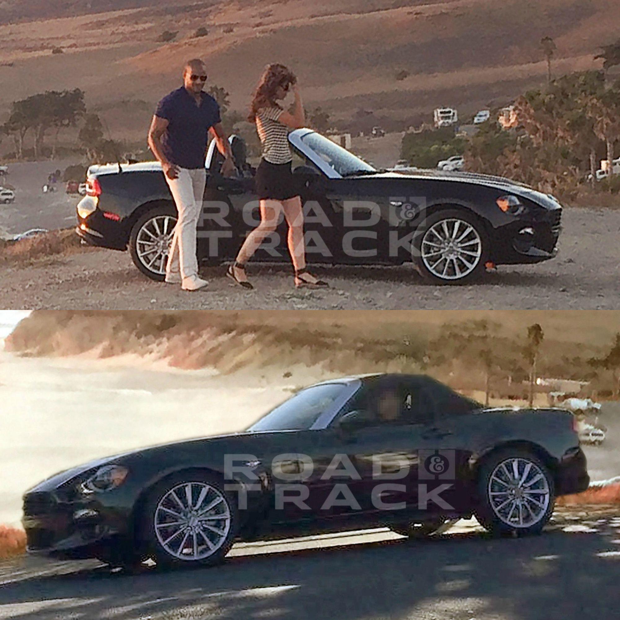 """Fiat 124, """"pizzicata"""" in America la nuova spider su base Mazda MX-5"""