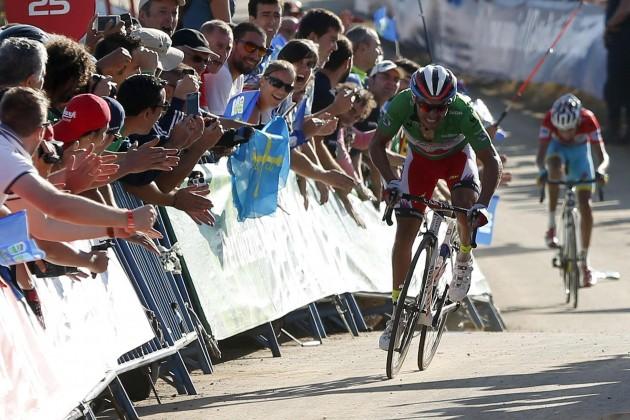 Ciclismo, La Vuelta 2015 - 16° tappa