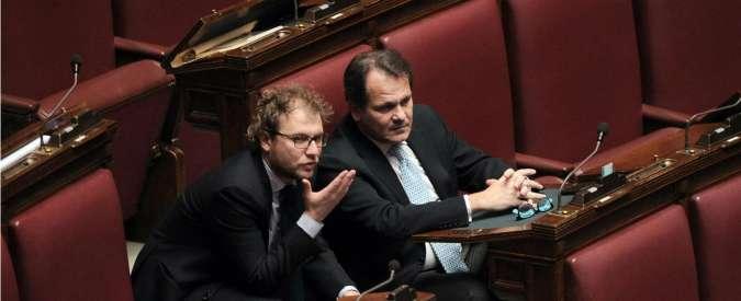 Fi, 7 deputati e 1 senatore lasciano il partito e vanno con Verdini. C'è anche l'ex ministro Romano