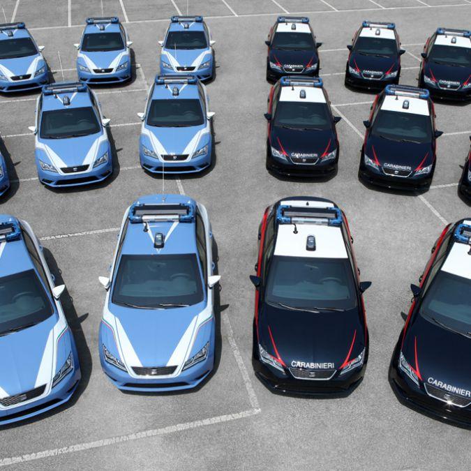 Volkswagen, se le Seat Leon di Polizia e Carabinieri avessero il software truccato?