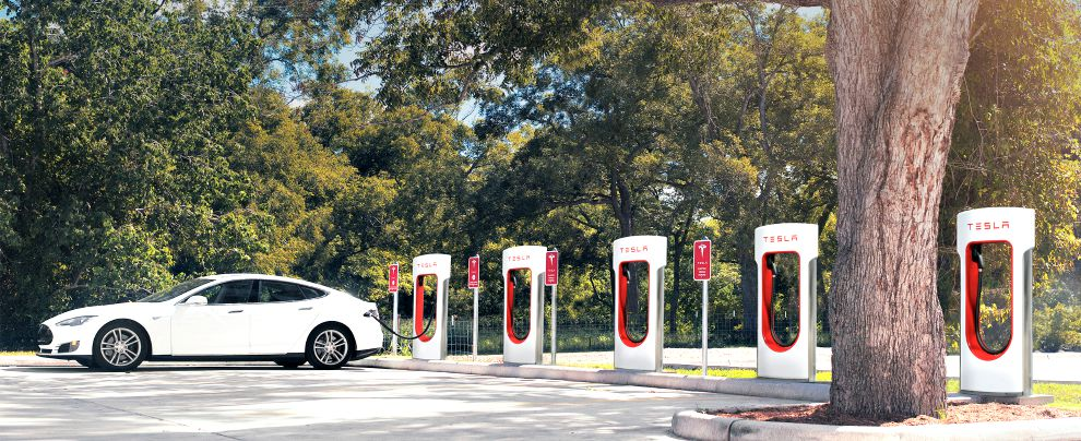 "Tesla, i Supercharger raggiungono quota 500, ma i tedeschi rimangono ""freddi"""