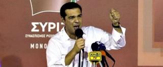 """Elezioni Grecia, risultati: Tsipras torna al governo: """"Vittoria del popolo, cambiamo Ue"""". Alleanza con la destra di Anel"""
